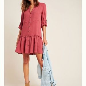 Anthropologie dress NWT
